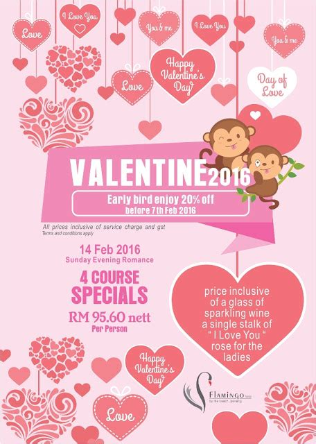 feet with great valentines offers from the star stable official shop valentine 2016 promotion flamingo hotel by the beach