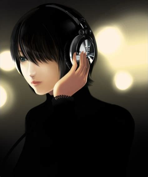 Anime With Black Hair by Anime With Black Hair On