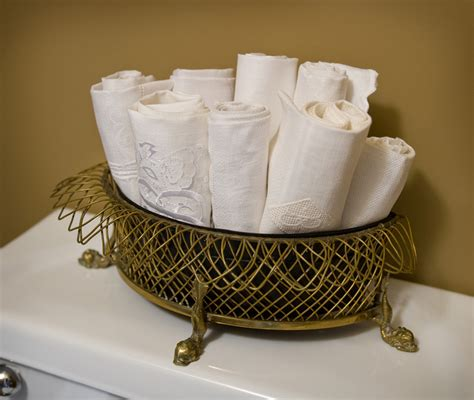 basket for towels in bathroom boring to beautiful 6 tips for restyling your bathroom