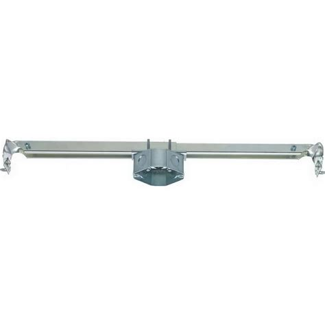 Ceiling Fan Bracket Box by Arlington Fbrs415 Mounting Box With Adjustable Bracket Ceiling Mount 15 6 Cubic Inch Plated