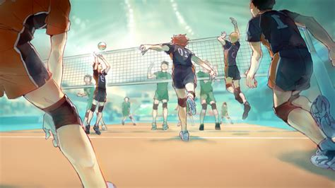 film volleyball anime haikyuu hinata shouyou kageyama tobio volleyball anime