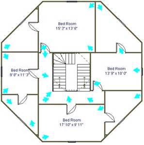 Octagon Cabin Plans Octagonal House Designs Joy Studio Design Gallery Best