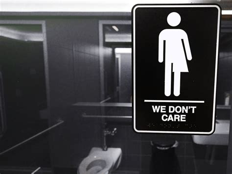 gender inclusive bathrooms signage companies expect boom in business of gender