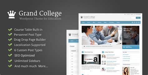 blogger university 16 best education blog templates free premium themes