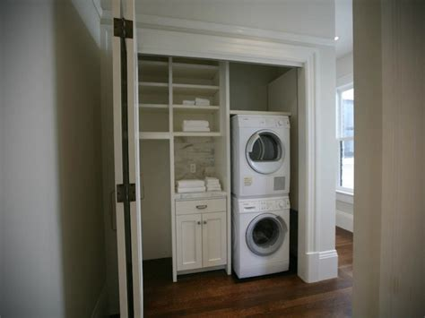 laundry design concept sophisticated hidden laundry room and closet with wooden