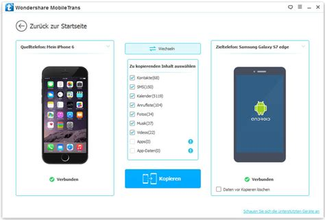 transfer android to iphone how to transfer to your android phone or tablet transfer