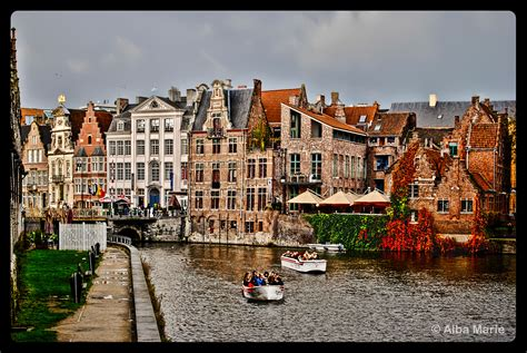 ghent3 top most beautiful places in europe