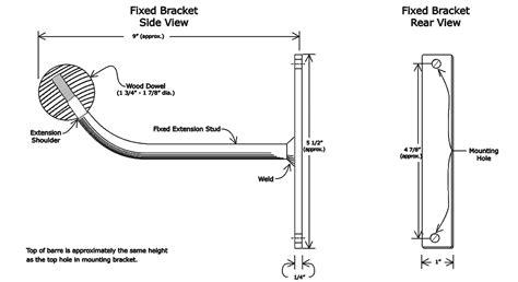 Standard Bar Top Overhang by 15 Standard Bar Top Overhang L Granite