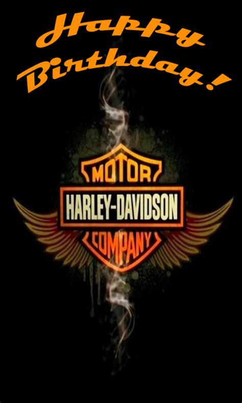 Harley Davidson Birthday Cards Free Happy Birthday Harley Davidson Harley Davidson Pics