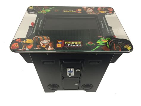 Arcade Rewind 60 In 1 Cocktail Arcade Machine For Sale