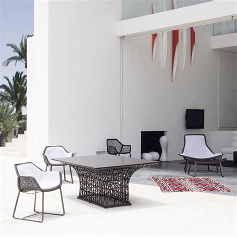 aluminum outdoor furniture  kettal digsdigs