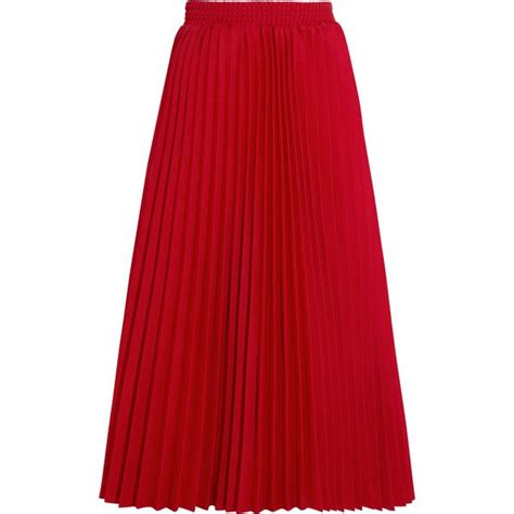 25 best ideas about pleated skirt on