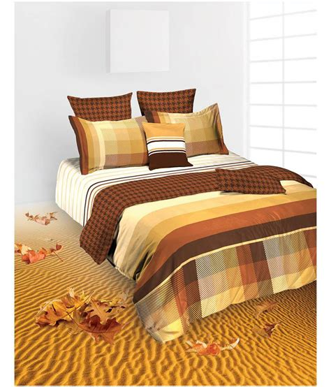 brown cotton comforter tangerine brown contemporary cotton comforter microfiber