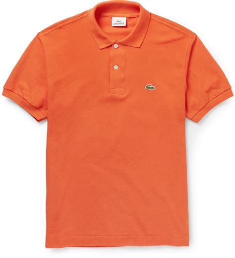 Lacoste Bordir Shirt lacoste original 259985 konveksi kaos kediri kaos