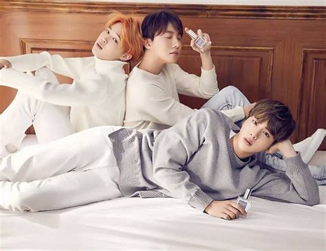 bts perfume bts share their perfume preferences with ceci official