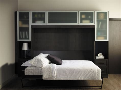 bedroom engaging ikea murphy beds  small living space