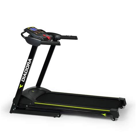 tappeto elettrico diadora tapis roulant edge 2 0 diadora fitness