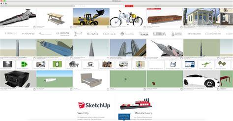 google layout vs sketchup 3d warehouse sketchup knowledge base