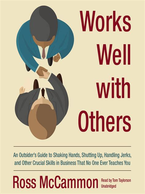 works well with others downloadable audiobook whatcom