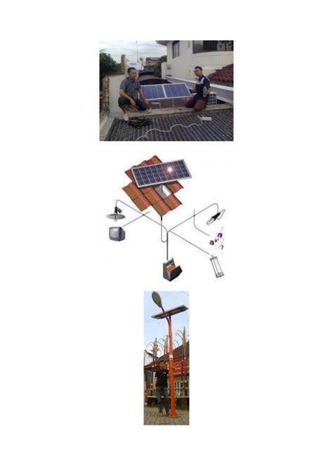 Lu Tenaga Surya 1 paket pju tenaga surya