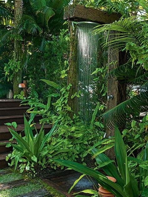Outdoor Tropical Decor by Top 25 Best Tropical Outdoor Decor Ideas On