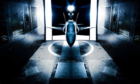 providing aerospace military markets  subsonic transonic wind tunnel testing services
