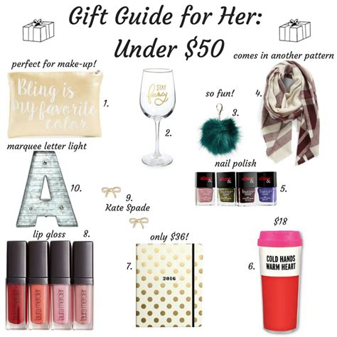 gift guide for gift guide for 50 for the of glitter