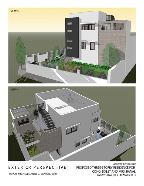 rooftop deck house plans story house plans roof deck galleryhip house plans 89648