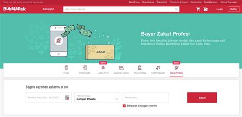 Bukalapak Zakat | bukalapak luncurkan bukazakat untuk bantu masyarakat bayar