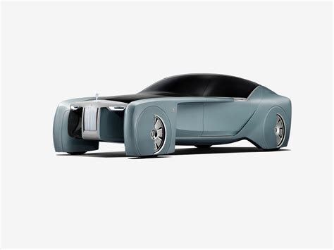 rolls royce vision 100 rolls royce 103ex concept makes a grand arrival to the us