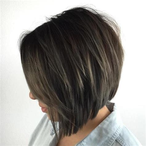 shoulder length inverted bob haircut over 50 best 25 brunette bob haircut ideas that you will like on