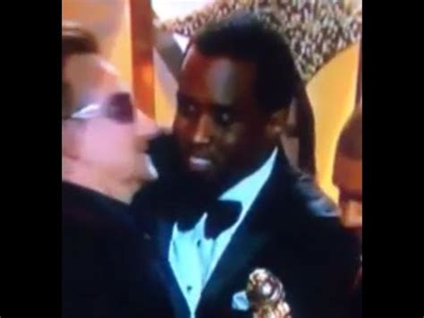 diddy illuminati diddy gets denied by bono at golden globes review