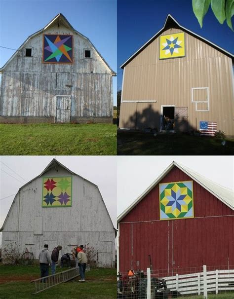 Barn Quilts In Iowa by 1000 Images About Quilt Barn Trails On Barn