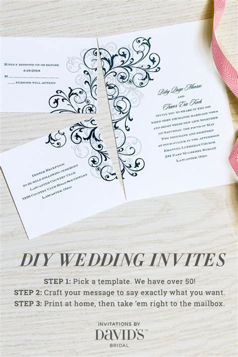 Cool Wedding Invites Paper 1000 ideas about cool wedding invitations on