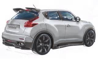 Nissan Juke Gtr Nissan Juke R Crossover With 530hp Gt R