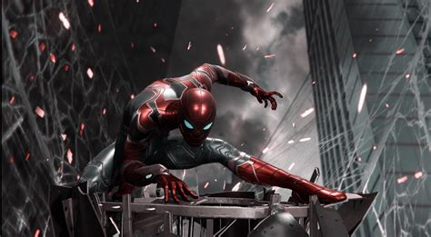 voir 4k spider man new generation r e g a r d e r 2019 film messed around with photo mode on the helicopter scene