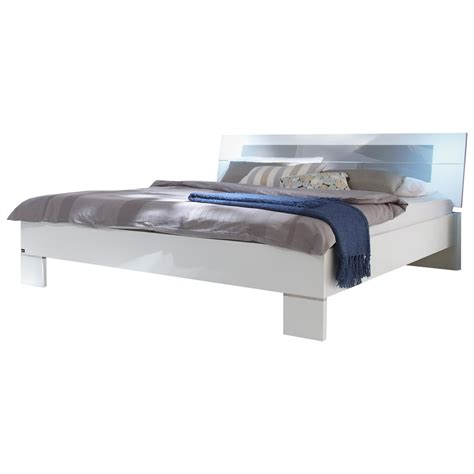 futonbett 140x200 futonbett advantage 140 x 200 cm wei 223 glas grau