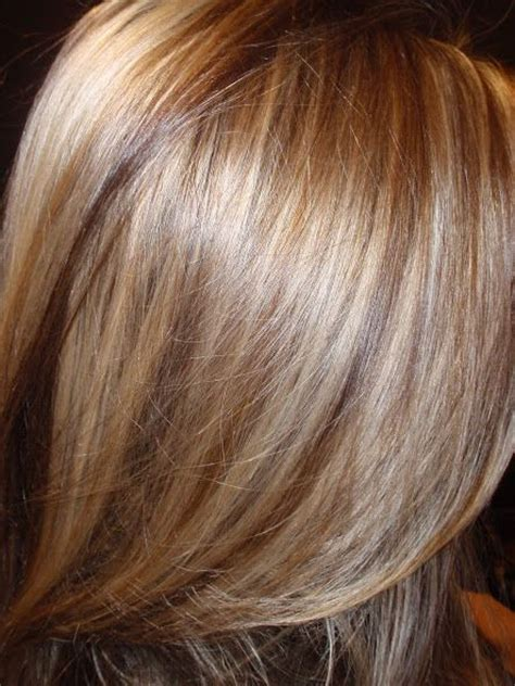 gray hair lowlights ideas 17 best ideas about red low lights on pinterest summer