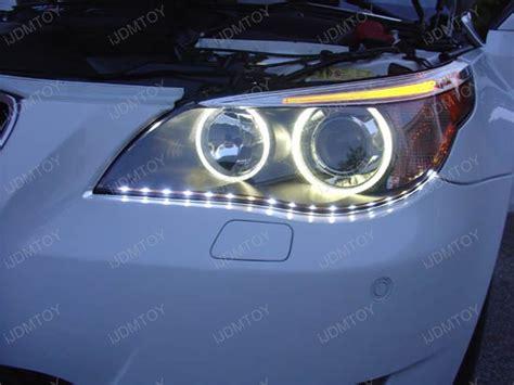 Audi A5 R8 Style Led Strip Lights Led Headlights Led Led Light Strips For Car Headlights
