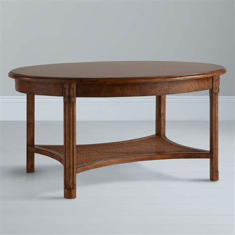 lewis hemingway oval coffee table shopping