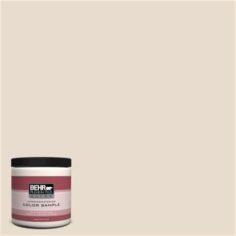 behr premium plus ultra 8 oz or w11 white mocha interior exterior paint sle ul20016 the