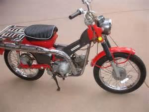 Honda Trail 90 For Sale 1970 Honda Trail 90 For Sale On 2040motos
