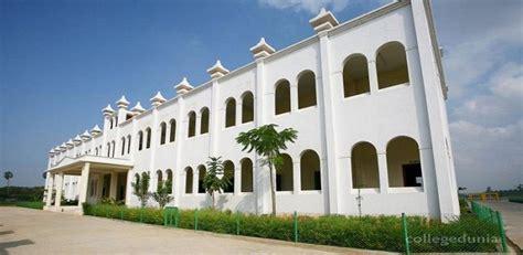 New College Chennai Mba by Panimalar Engineering College Chennai Hostel Fees