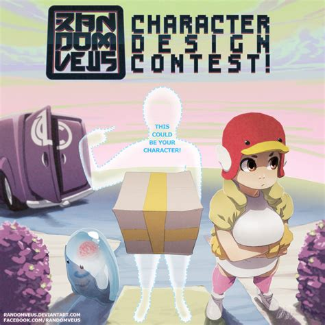 design character contest randomveus character design contest by thechamba on deviantart