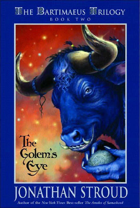 Bartimaeus Trilogy bartimaeus trilogy the golem s eye easyondeyes