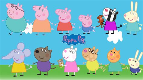 peppa pig and friends coloring pages peppa pig coloring pages for kids peppa pig coloring book