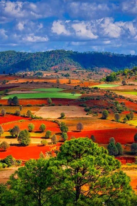 outstanding colors  details  natural landscapes