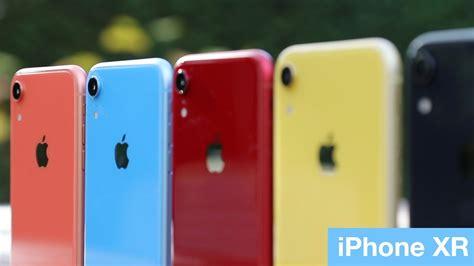 toutes les couleurs de l iphone xr ou presque avec caro