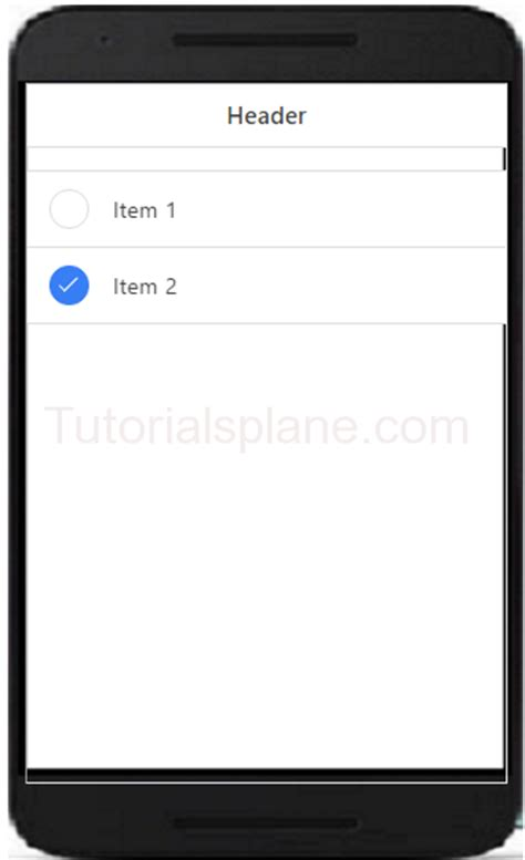ionic checkbox tutorial ionic checkbox exle multiple ion checkbox ionic
