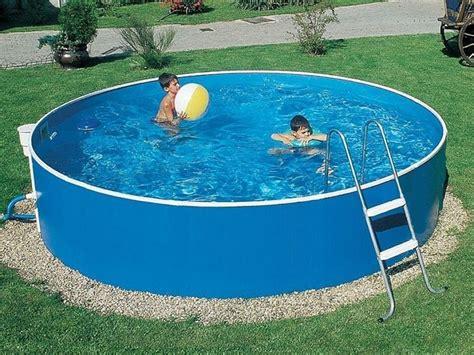 piscine da giardino fuori terra piscine fuori terra arredamento giardino